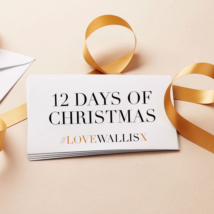 It's DAY 10 and a chance to win your Christmas day outfit #lovewallisx