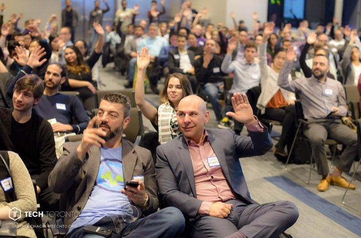 FHMatch was Hack of The Month at #TechTO