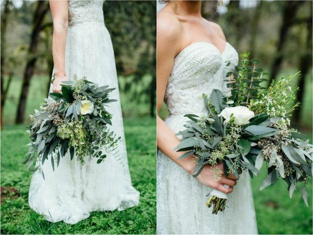 Лесная свадьба: все детали и нюансы