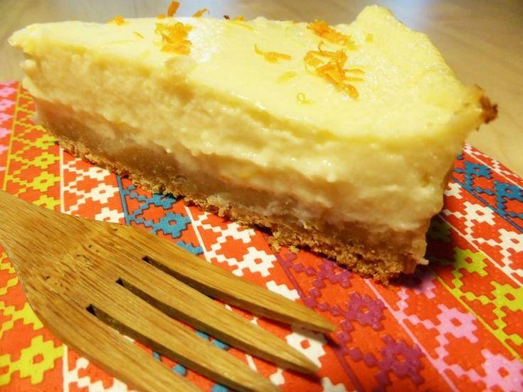 Cheesecake de limón light, un postre fácil, delicioso y económico para comer sin culpas   Cocinar en casa es facilisimo.com