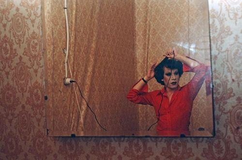 The brothel, Santiago, 1983