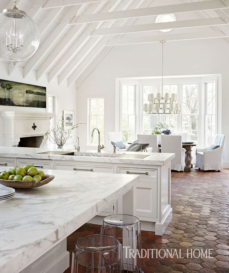 Gorgeous White Kitchen 1635 best Kitchen images