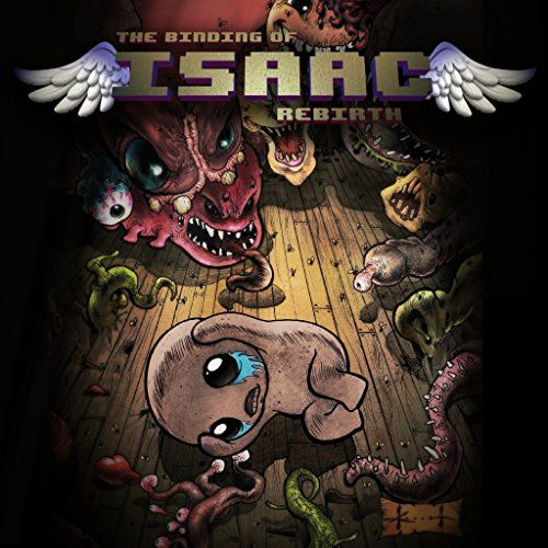 The Binding Of Isaac: Rebirth - Ps4 [Digital Code], 2015 Amazon Top Rated Digital Games #DigitalVideoGames