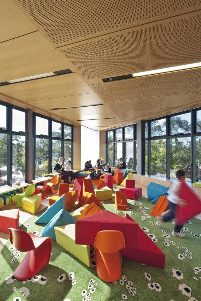 Ravenswood School for Girl / BVM Architects