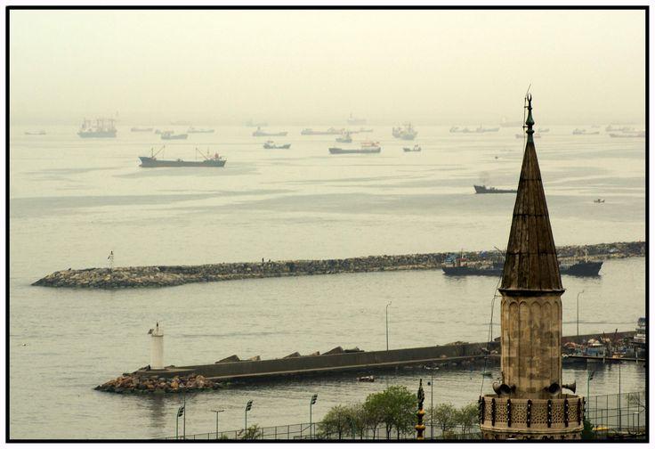 Istanbul - Mer de Marmara