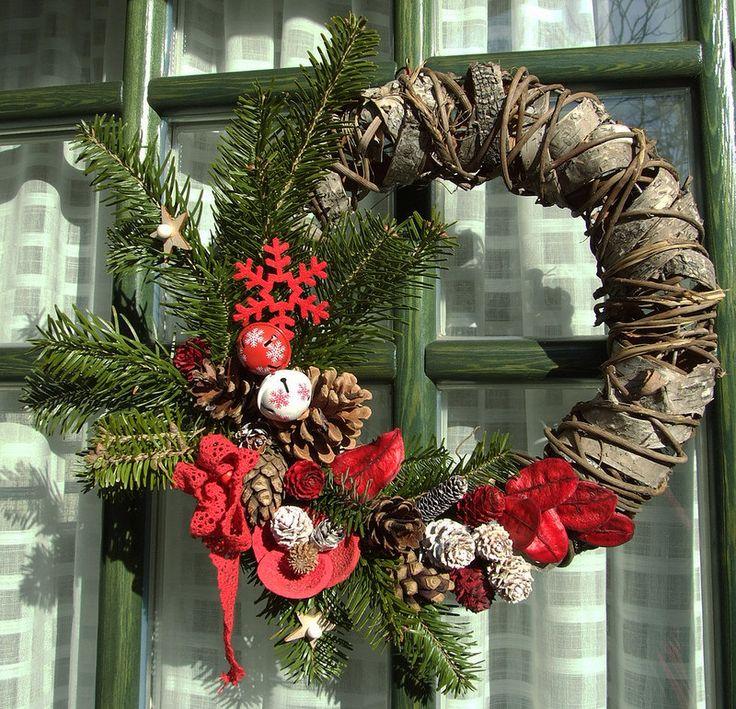 Christmas wreath   by zöldsün