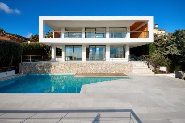 Breathtaking new sea views #villa #realestate #property #house #luxury https://immobiza.com/en/property/14447/breathtaking-new-sea-views-villa/