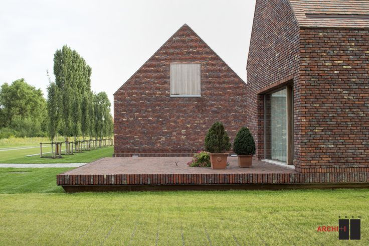 Private house W at Roeselare (c) Danica Kus #rural
