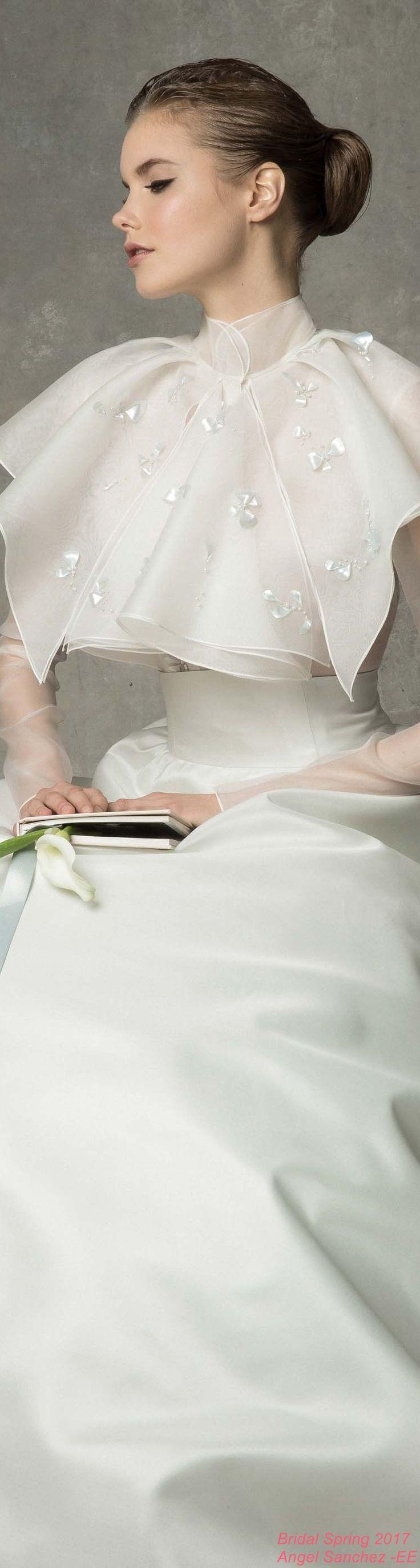 Ginger zee wedding dress   best We love weddings images on Pinterest  Bridal gowns