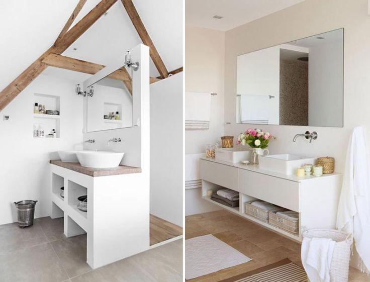 Optimizar espacios en el baño