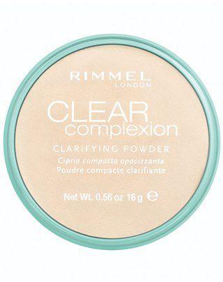 Rimmel London Clear Complexion Clarifying Powder - Boots