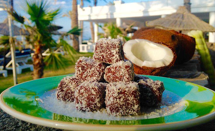 Τρουφάκια καρύδας | ION Sweets