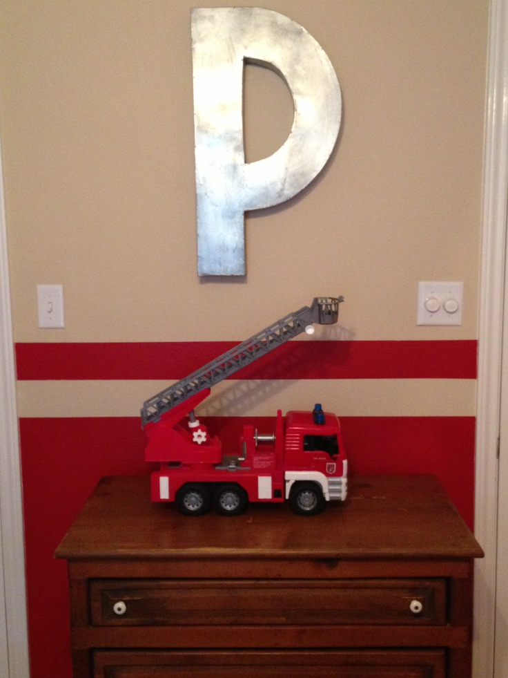 17 Best Ideas About Fire Truck Bedroom On Pinterest Fire Truck Room Firefi