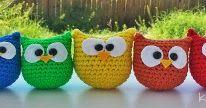 2000 Free Amigurumi Patterns: Free Owl Crochet Pattern