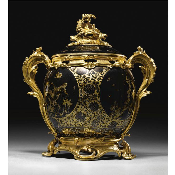 17 best images about porcelaine on pinterest porcelain vase auction and vase. Black Bedroom Furniture Sets. Home Design Ideas