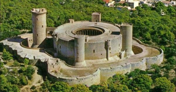 Bellver Castle - City of Palma