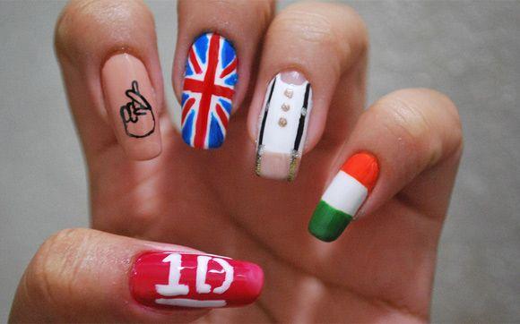 Esmalte das leitoras: One Direction! - Clube do Esmalte - CAPRICHO