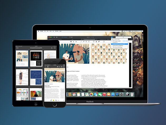 Here's a Great Way to Edit PDFs on Your Mac
