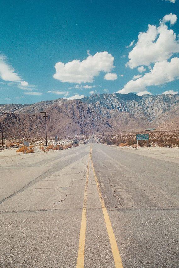 Desert Mountains, Palm Springs, CA |  Fantasy Road Trip | Road Trip | Road | Road photo | on the road | drive | travel | wanderlust | landscape photography | Schomp MINI