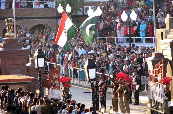 Wagah Border, also referred to as the Berlin Wall of Asia,  is the only road border crossing between Pakistan and India which lies on the Grand Trunk Road flanked by the cities of Amritsar, Punjab in India and Lahore, Punjab in Pakistan. This only crossing point between Pakistan and India is regularly open to foreigners. The border gates have a visitor gallery on each side, on the whole concrete steps created around the border main road. This allows most people in the crowd to get a seat but…