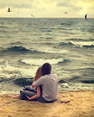 me..you..and the sea