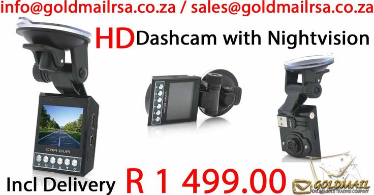 HD Car Dashcam