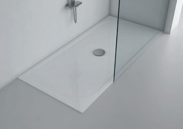 KLARA 1700X800#marmite #marmiteSA #showertray #piattodoccia #douche #duschwanne #simpledesign #schlichtesdesign #designépuré #bathroom #bagno #baignoire #badezimmer