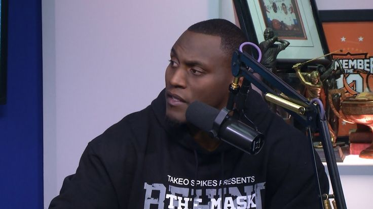 Gottlieb: Takeo Spikes talks NFC and AFC Championship - http://getmybuzzup.com/gottlieb-takeo-spikes-talks-nfc-and-afc-championship/