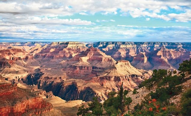 A road trip through the National Parks of the Southwest, Air, Car, 6 Nights, From $960. Explore the Grand Canyon, Lake Powell, Bryce Canyon, and Zion National Park with this vacation package before catching a show in Las Vegas. Book by Oct. 13.  (Charles Underwood/Dreamstime) From: 11 Family Vacation Ideas--And Deals To Match.