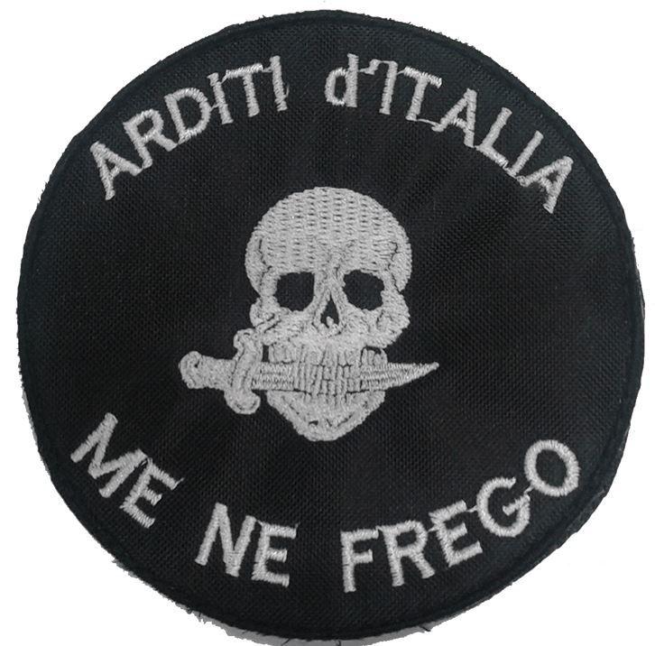 PATCH OMERALE ARDITI d'ITALIA ME NE FREGO