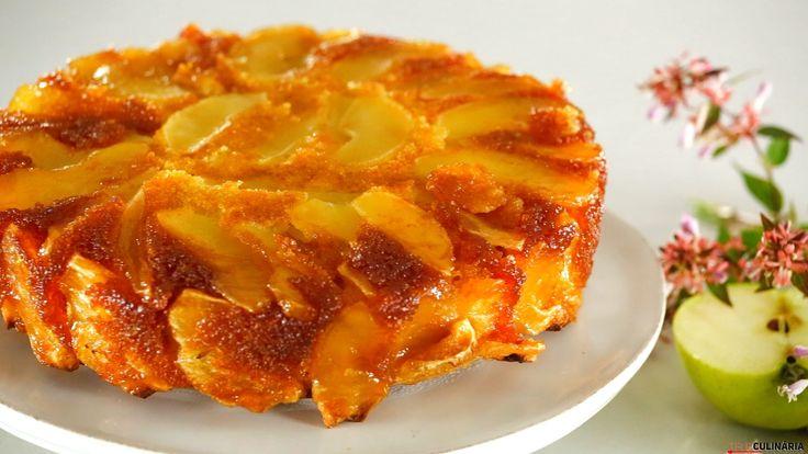 Receita de Bolo de maçã. Descubra como cozinhar Bolo de maçã de maneira prática e deliciosa!