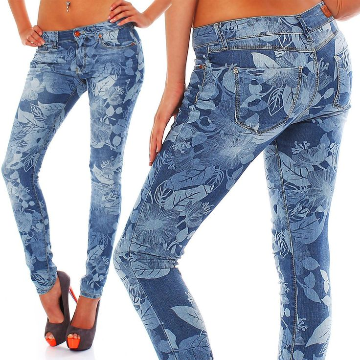 Red Bridge By Cipo & Baxx Women'S Jeans Trousers Jeans Trousers R42007