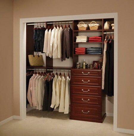 43 Organized Closet Ideas Dream Closets 04 Home Ideas Pinterest Organizations Closet
