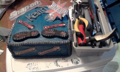 SnapOn Cake