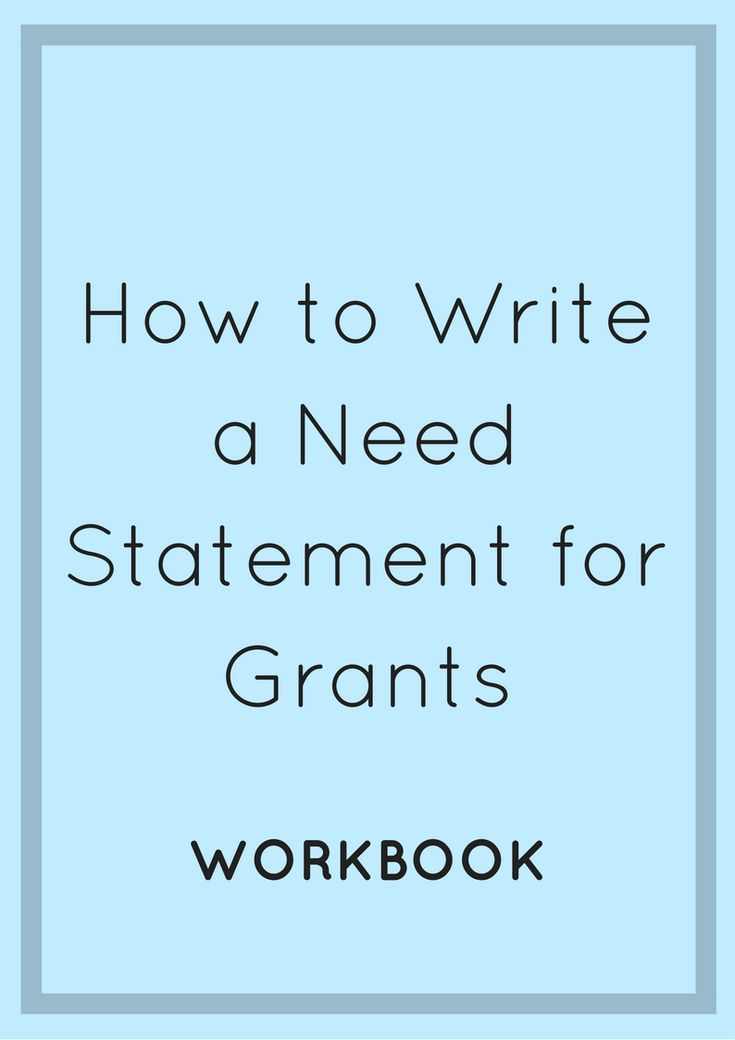 how to write grants Grant writing is the practice of applying for funding provided by an institution such as a government department, corporation, foundation or trust in order to be awarded a grant, your organization must write and submit a proposal to be eligible for receiving funding a grant proposal typically .