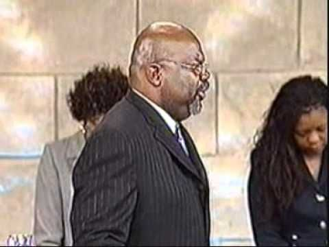 Bishop TD Jakes - Nothing Just Happens 1 of 3 ...This message has been so motivating to me the past month. Love TDJ <3