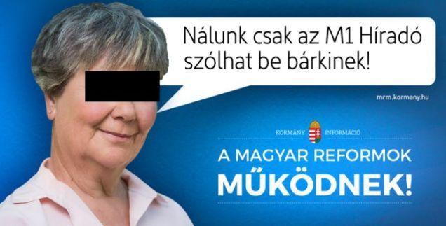 A kormányzati plakátok nénije beperelné a mémbajnokokat