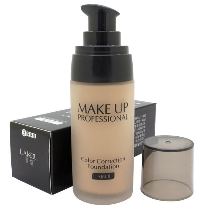 Make Up Professional Color Correction Foundation