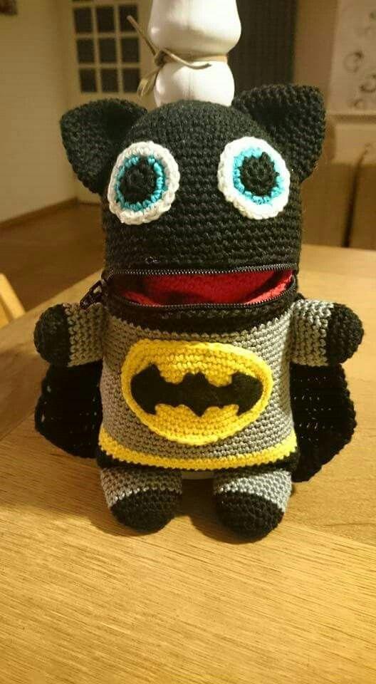 Batman zorgenvriendje