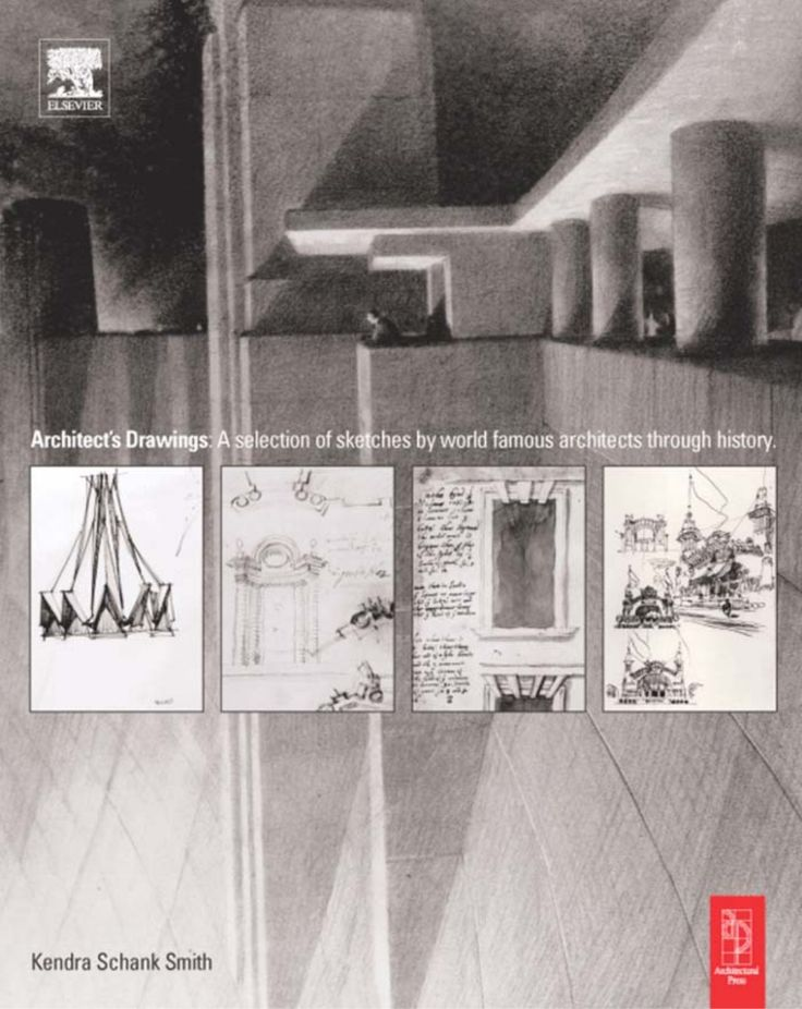 Architect drawings world famous architects by Ricardo Venegas Lopez via slideshare