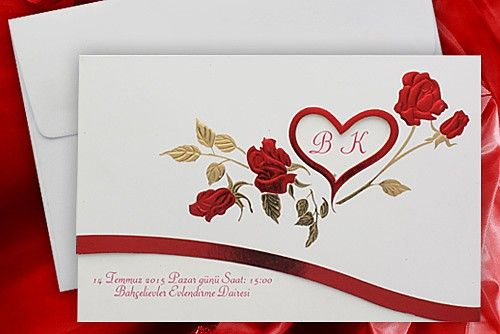 RED shabby chic Wedding muslim wedding cardswedding – Muslim Wedding Invitation Cards Uk
