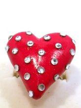 Δαχτυλίδι καρδιά val01