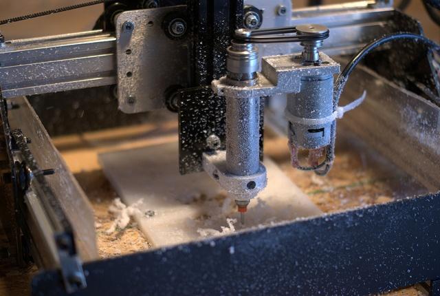 Awesome home CNC machine!