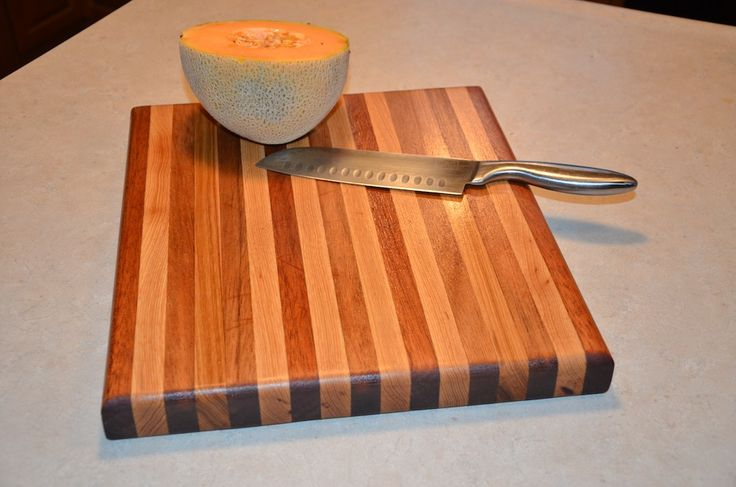 diy butcher block cutting board woodworking projects plans