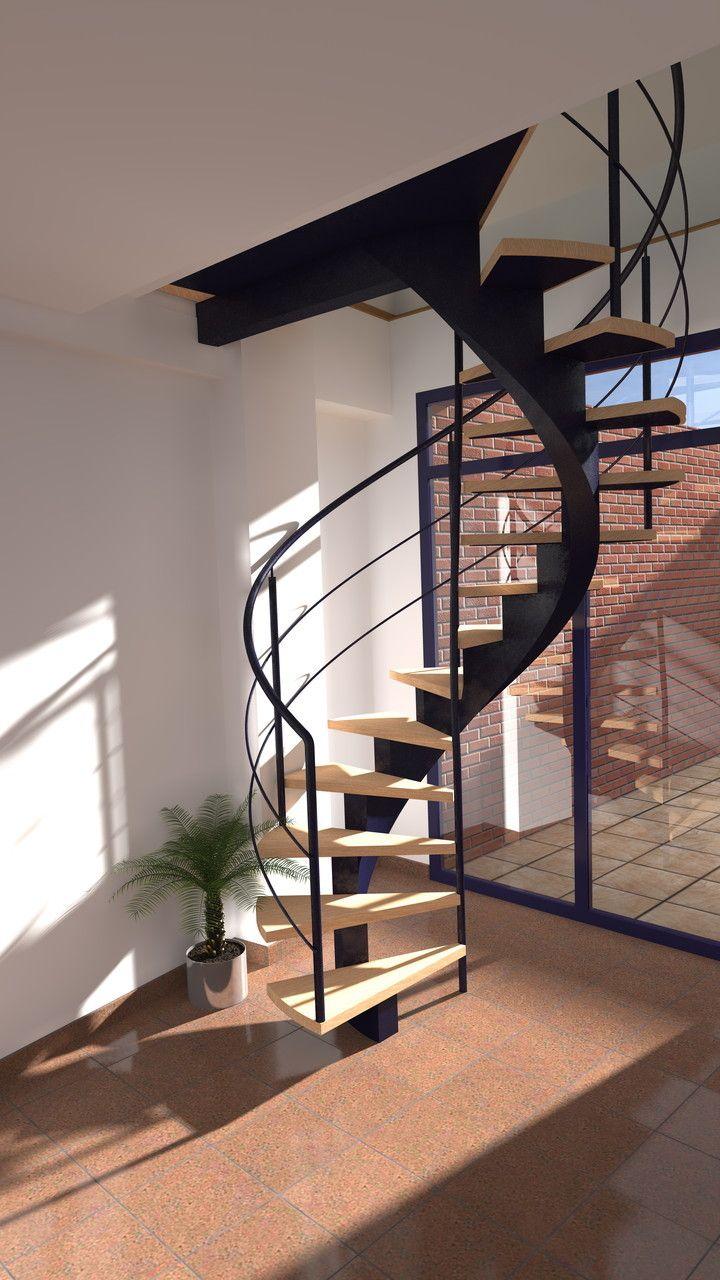 Mejores 13 imágenes de renders escaleras en Pinterest | Escaleras ...