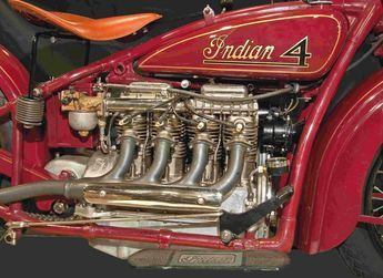 1930 Indian 4