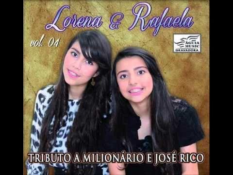 Lorena & Rafaela - Escravo Do Amor (Lançamento 2015)