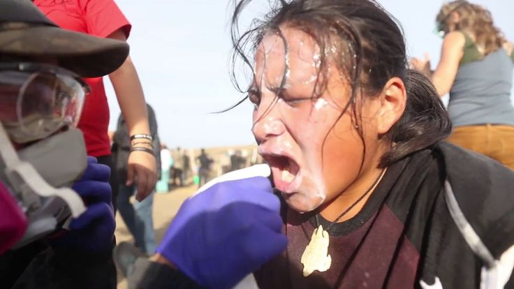 Female Water Protectors BRUTALIZED By Oil Police | TYT Politics | Published Nov 7, 2016 | https://youtu.be/UjCSGalmFns | Click to watch and share video (34:36).