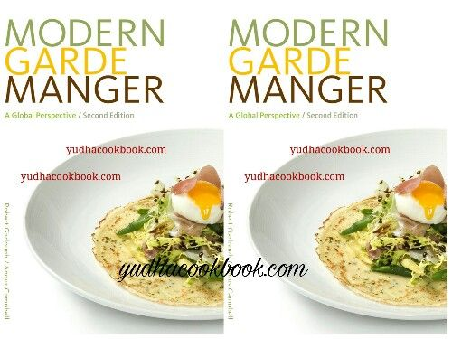 MODERN GARDE MANGER - A GLOBAL PERSPECTIVE 2nd Edition