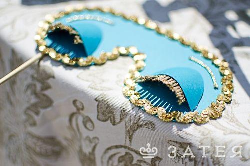 элементы для фотосессии на свадьбе